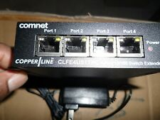 Comnet Communication Networks Clfe4Us1Tpc 4-port Ethernet Switch with Utp/T