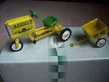 Hallmark 1961 Murray Tractor with Trailer Kiddie Car Classics NIB
