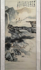 Excellent Chinese Hanging Painting & Scroll Landscape By Zhang Daqian 张大千 ZZ918A