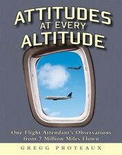 Attitudes at Every Altitude: One Flight Attendant