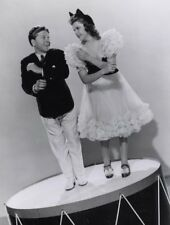 Judy Garland & Mickey Rooney photo - L2707 - Strike Up the Band - NEW IMAGE!!!!!