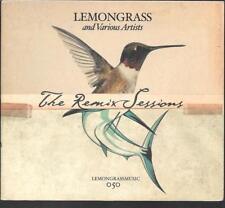 CD ALBUM DIGIPACK 16 TITRES--LEMONGRASS & VARIOUS ARTISTS--THE REMIX SESSIONS