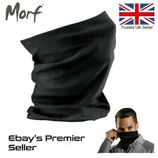 3 in 1 Face Cover Beechfield Morf Original Snood Scarf Neck Nice Breathable Mask