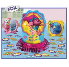 Trolls Poppy Table Decoration Kit Birthday Party Supplies Center Piece ~ 23 pcs