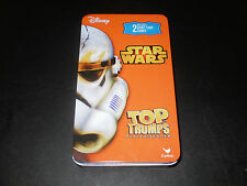 STAR WARS TOP TRUMPS CARD GAME CARDINAL 2005 EXCELLENT CONDITION