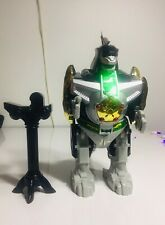 Mighty Morphin Power Rangers Used Dragonzord and Green Ranger 1993 Bandai