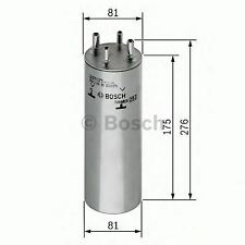 ENGINE FUEL FILTER OE QUALITY REPLACEMENT BOSCH 0450906467