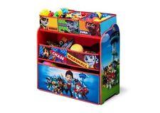 Paw Patrol Toy Storage Organizer Shelves Kids Room Furniture Doggy Rescue Team