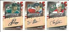 2013/14 ITG ENFORCERS II SERIES TIM HUNTER AUTO AUTOGRAPH