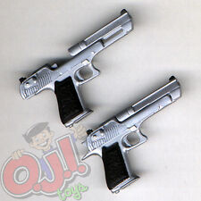 bbi Blue Box Toys CG Desert Eagle Handgun for 12 Inch Figures 1:6 (6211g53)