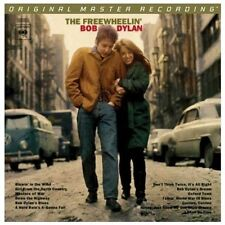 Bob Dylan MFSL Vinyl Records