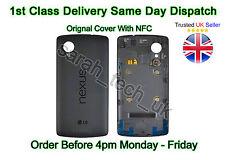 LG Nexus 5 D820 D821 Battery Back Arrière Couvercle Du Logement + NFC PUCE Noir