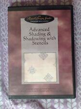 Advanced Shading & Shadowing With Stencils / Melanie Royal / Art DVD