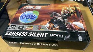ASUS EAH5450 SILENT/DI/1GD3(LP) Radeon HD 5450 1GB PCIe video card