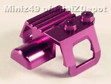 Kyosho GPM Mini Z Monster Alloy rear motor cap with heat sink color pink MMZ031