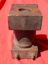 Antique Original 19th Century Large HIT MISS ENGINE BUZZ COIL