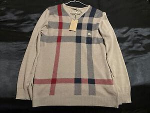 Burberry London Mens Sweater