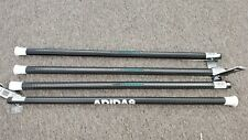 Adidas T1 Carbon Lacrosse Stick 31.5 Bs0417 Bundle Lot Of 4
