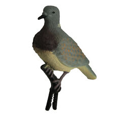 Turtledove Decoy Dove Scare Protect Garden Bionic Animal Bait Hunting Decoy