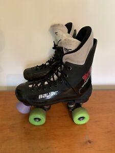 Vintage Bauer Turbo Roller Skates size UK 4