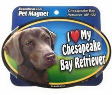 I Love My Chesapeake Bay Retreiver Dog Gifts, Cars, Trucks. Lockers