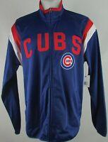 Chicago Cubs MLB G-III Men's Blue Full-Zip Jacket
