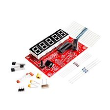 NEW 1HZ-50MHz DDS Crystal Oscillator Frequency Counter Meter Digital LED Kit