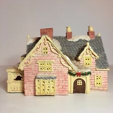 The Christmas Village - House With Light - Style CJ-105 - Seymour Mann Inc.