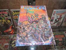 Teenage Mutant Ninja Turtles #75 IDW Comics Eastman VARIANT 1st print TMNT