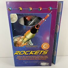 Inventors Handbook Build Your Own Model Rocket Set