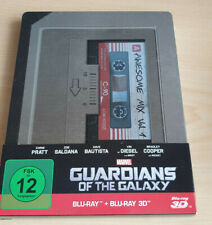 Guardians of the Galaxy - Blu-ray 3D Steelbook *TOP*
