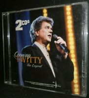 CONWAY TWITTY - The Legend - 2 CD - RARE  - r