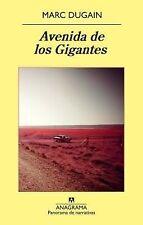Avenida de los Gigantes (Spanish Edition)