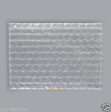 "500 Bubble Packing Pouches Envelopes Wrap Bags 3"" x 3.5""_80 x 90mm_Open Top"
