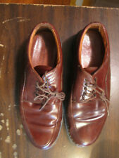 Johnston & Murphy Passport Mens Brown Leather  Dress Shoes Size 10.5 Italy