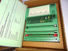 Phoenix Contact IBS RT 24 AO 4-T Analogausgabe IBS RT24 AO 4-T Neu in OVP