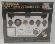 Bushnell Light Fantastic Optics Set 18-0200--Bausch & Lomb--NEW!