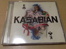 KASABIAN - EMPIRE CD (GC-VGC) SHOOT THE RUNNER, EMPIRE, BY MY SIDE, ME PLUS ONE