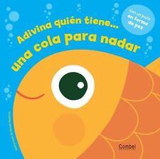 Adivina quien tiene . . . una cola para nadar (Spanish Edition), , New Books