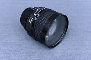 Nikon AF Nikkor 85mm F/1.4 D Lens From Japan
