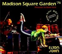 Elton John  -  Live at Madison Square Garden 1976 Aug 15th ltd 3 CD