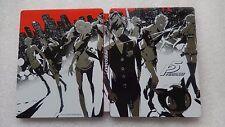 Persona 5 PS4 STEELBOOK sólo para PS4 (por favor, lea, sin juego)