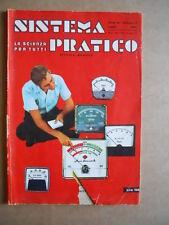 Sistema Pratico n°7 1961  - rivista elettronica     [D20]