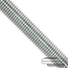 1 Gewindestange M14 1000 mm Edelstahl A2 DIN 976