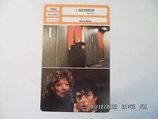 CARTE FICHE CINEMA 1983 L'ASCENSEUR Huub Stapel Willeke Van Ammelroody