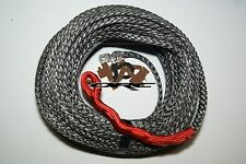 40M SYNTHETIC WINCH ROPE DYNEEMA FOR GQ GU WARN JEEP TOYOTA NISSAN 4X4 IRONMAN