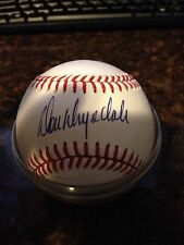 Don Drysdale Hand Signed Baseball
