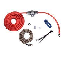 Rockford Fosgate Rfk4 True Awg 4 Gauge Amplifier Wiring Installation Kit W/ Fuse
