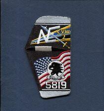 VAW-113 BLACK EAGLES GRUMMAN E-2 HAWKEYE US Navy Squadron Tail Patch