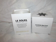 MAISON BALZAC LIMITED EDITION SCENTED CANDLE LE SOLEIL ZIMMERMANN ORANGE FLOWER